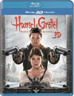 Hansel & Gretel: Witch Hunters 3D + 2D Blu-Ray - WLBD134588 BDP