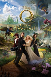 Oz: The Great and Powerful DVD - 10222501