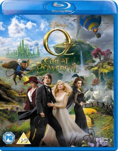 Oz the Great and Powerful Blu-Ray - 10222502