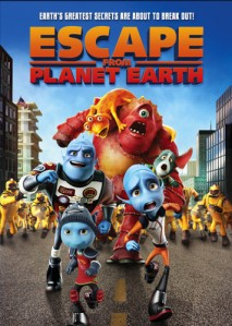 Escape from Planet Earth DVD - 10222212