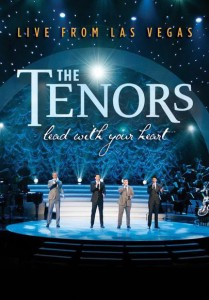 The Canadian Tenors - Live From Las Vegas DVD - 06025 3719621