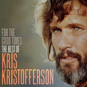 Kris Kristofferson - For The Good Times: The Best Of CD - SALVOMDCD 34