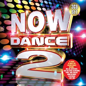 Now Dance 2 CD - CDBSP3305
