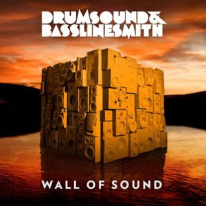 Drumsound & Bassline Smith - Wall Of Sound CD - CDJUST 603