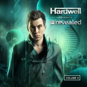 Hardwell - Hardwell Presents Revealed Volume 4 CD - CDJUST 643