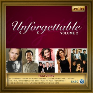 Unforgettable Volume 2 CD - DGCD 169