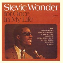 Stevie Wonder - For Once In My Life CD - 07374 6352342