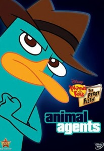 Phineas And Ferb: Animal Agents DVD - 10222647