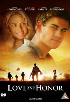 Love and Honor DVD - 10222289