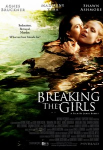 Breaking the Girls DVD - 10222188