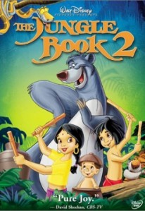 The Jungle Book 2 DVD - 10222650