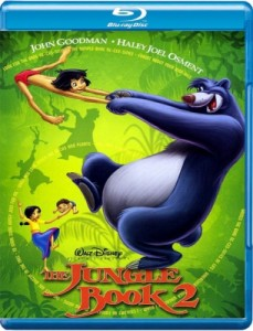 The Jungle Book 2 Blu-Ray - 10222654