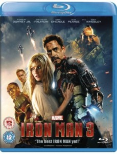 Iron Man 3 Blu-Ray - 10222655