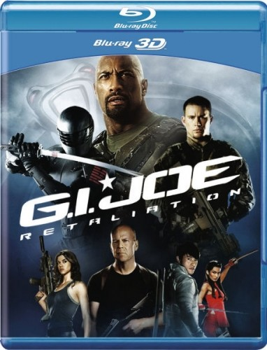 g i joe retaliation 3d blu ray blu ray echo 39 s record. Black Bedroom Furniture Sets. Home Design Ideas