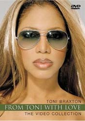 Toni Braxton - From Toni With Love DVD - 7822147249