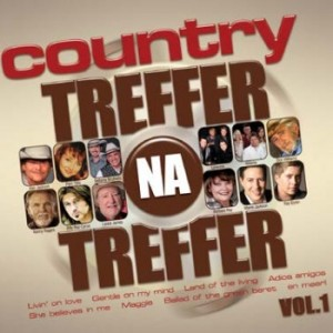 Treffer Na Treffer Country Vol.1 CD - CDSEL0003