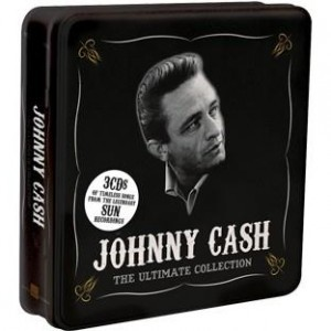 Johnny Cash - The Ultimate Collection CD - METRTN 001