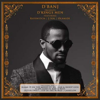 D'Banj - D'Banj Presents - D'kings Men CD - CDRCA7385
