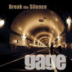 Gage - Break The Silence CD - STIDCD 199