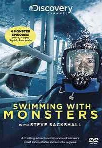 Swimming With Monsters DVD - GRDC4143