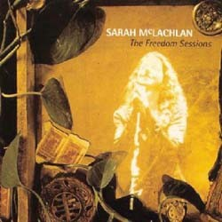 Sarah Mclachlan - Freedom Sessions CD - 07822187842