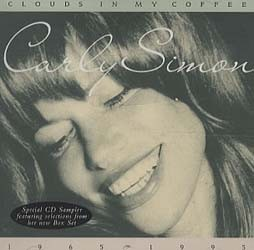 Carly Simon - Clouds In My Coffee (1965-1995) CD - 7822187982