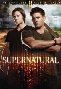 Supernatural Season 8 DVD - Y32693 DVDW