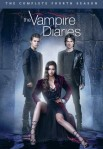 The Vampire Diaries Season 4 DVD - Y32679 DVDW