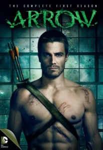 Arrow Season 1 DVD - Y32642 DVDW