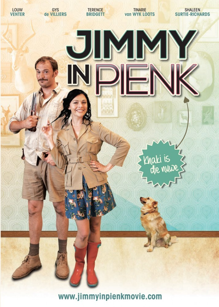 Jimmy In Pienk DVD - IFDVD 003