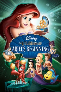 The Little Mermaid: Ariel's Beginning DVD - 10219282