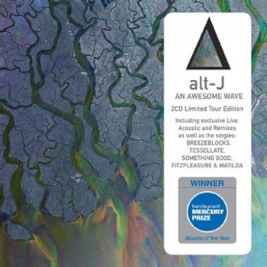 Alt-J - An Awesome Wave (Limited Tour Edition) CD - SLCD 284