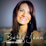 Betty Jean - Sings Country Gospel CD - VONK181