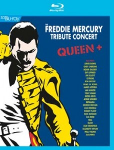 Queen - The Freddie Mercury Tribute Concert Blu-Ray - BRERE015