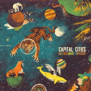 Capital Cities - In A Tidal Wave Of Mystery CD - 06025 3743053