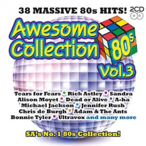 Awesome 80's  Collection Vol.3 CD - CDBSP3309