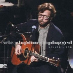 Eric Clapton - Unplugged (Deluxe & Remastered) CD+DVD - 8122796366
