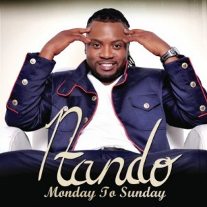 Ntando - Monday To Sunday CD - CDTSR 0029