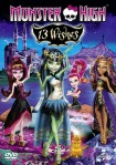 Monster High - 13 Wishes DVD - 67505 DVDU