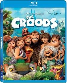 The Croods Blu-Ray - BDF 52646
