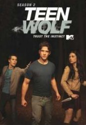 Teen Wolf Season 2 DVD - 55966 DVDF