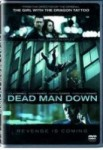 Dead Man Down DVD - 10222580