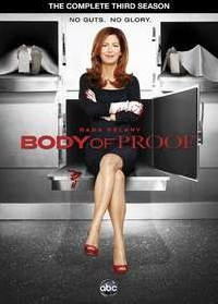 Body Of Proof Season 3 DVD - 10223004