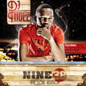 Dj Thulz - Nine38 (Soul Edition) CD - SSPCD 147