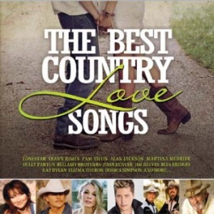 The Best Country Love Songs CD - CDSEL0012