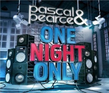 Pascal And Pearce - One Night Only CD - CDJUST 650