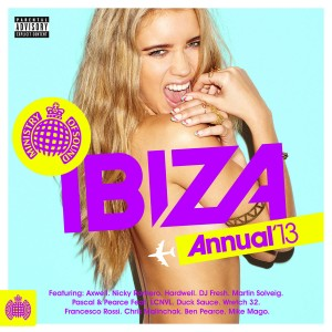 Ministry of Sound: Ibiza Annual '13 CD - CDJUST 652