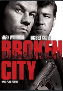 Broken City DVD - 04007 DVDI