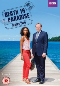 Death In Paradise Series 2 DVD - BBCDVD-3769L