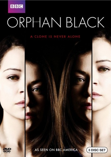 Orphan Black: Season 1 DVD - LBBCDVD3830